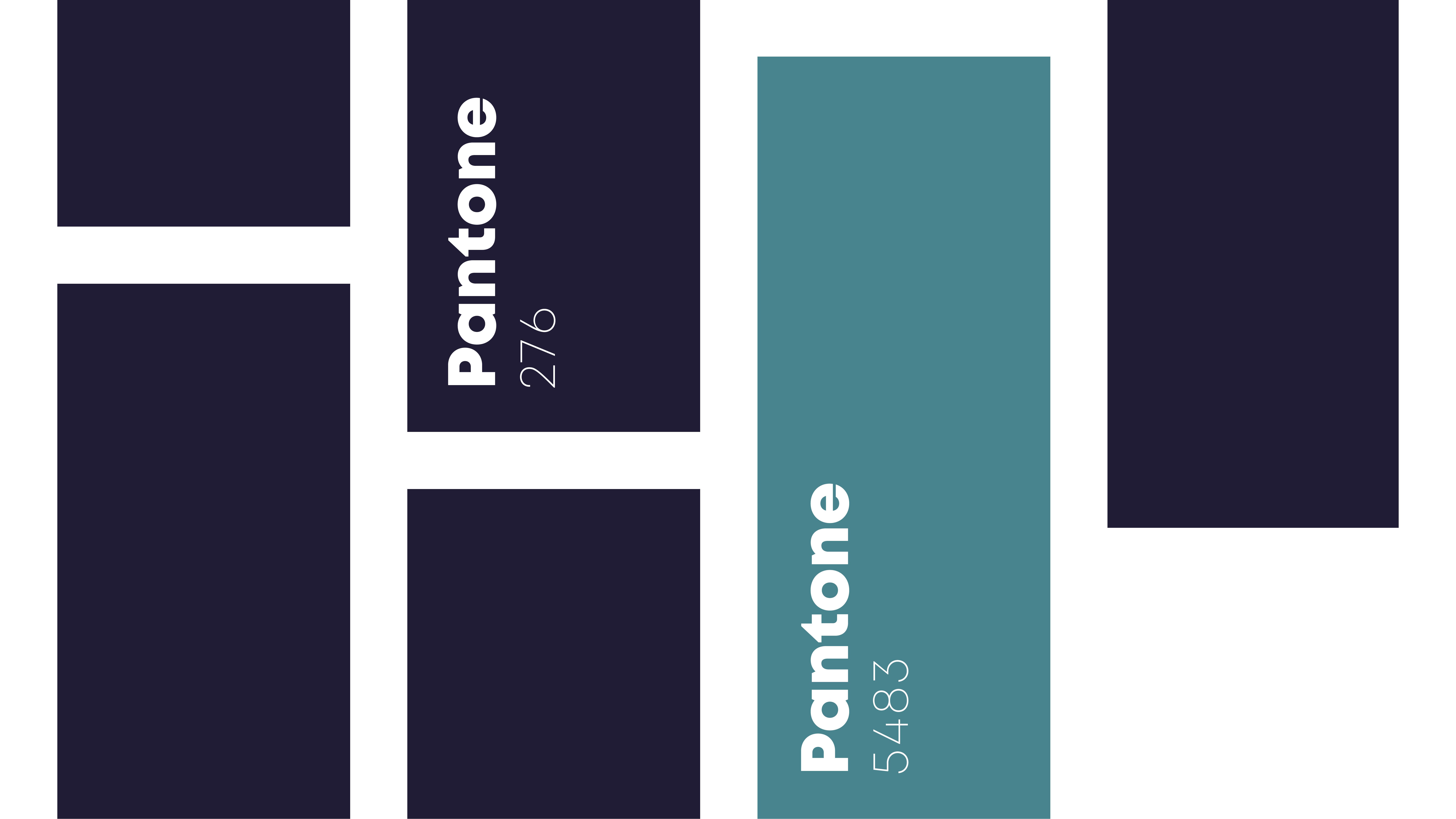 Peacock + Smith Pantones