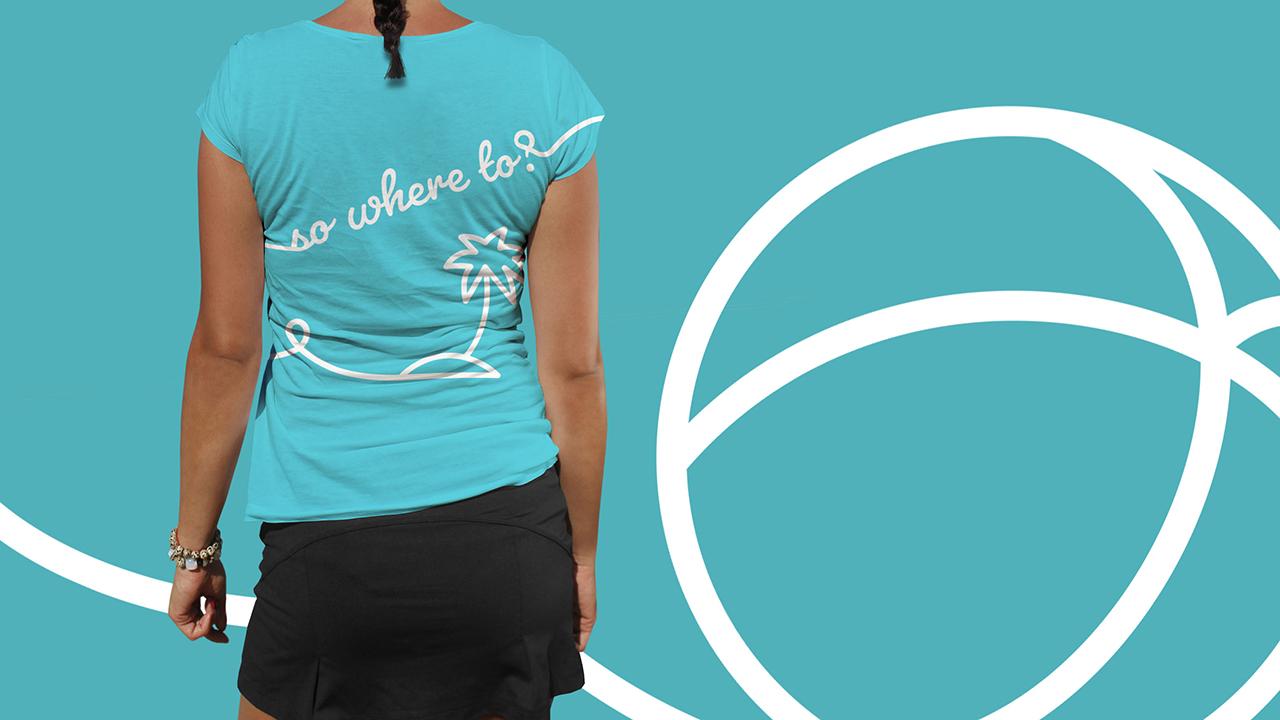 Inspire Travel Card T-shirt