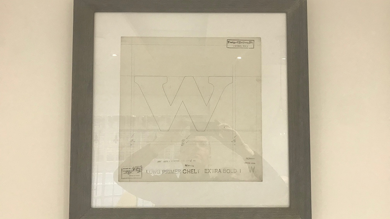Picture Frame Font