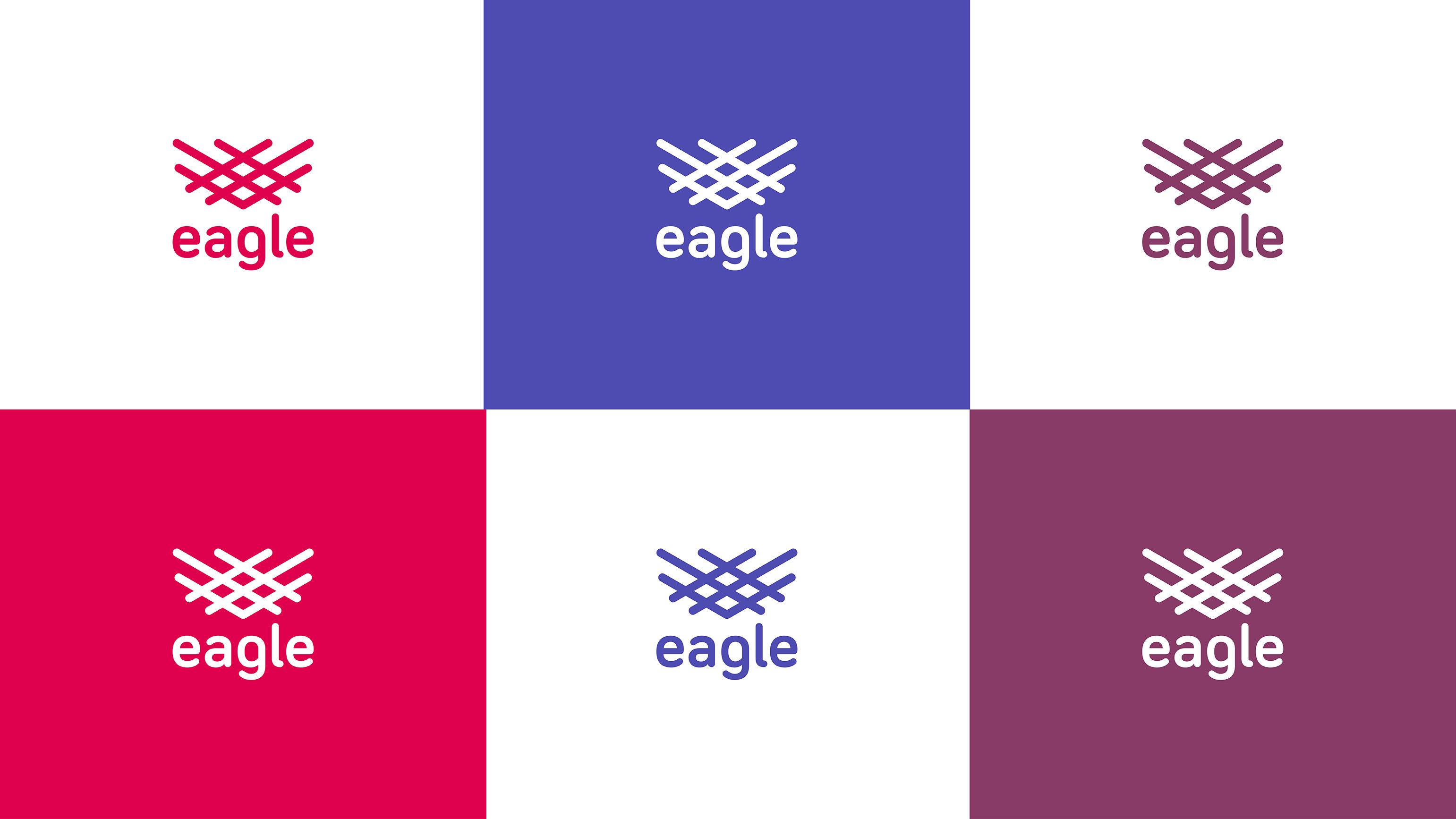 Eagle Brand Logos