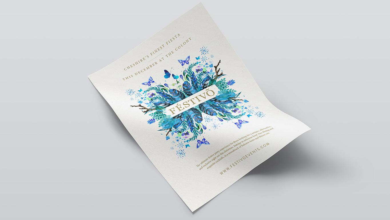Festivo leaflet