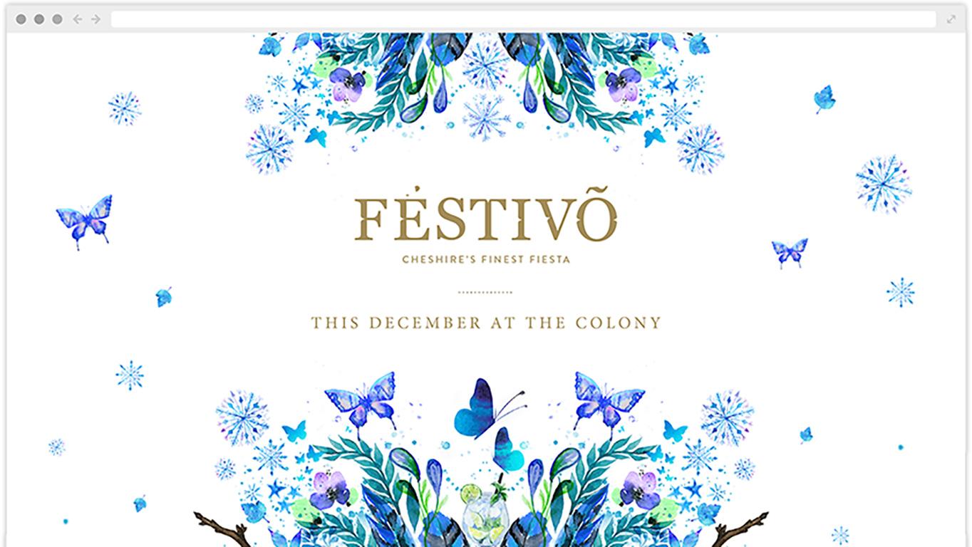Festivo Website