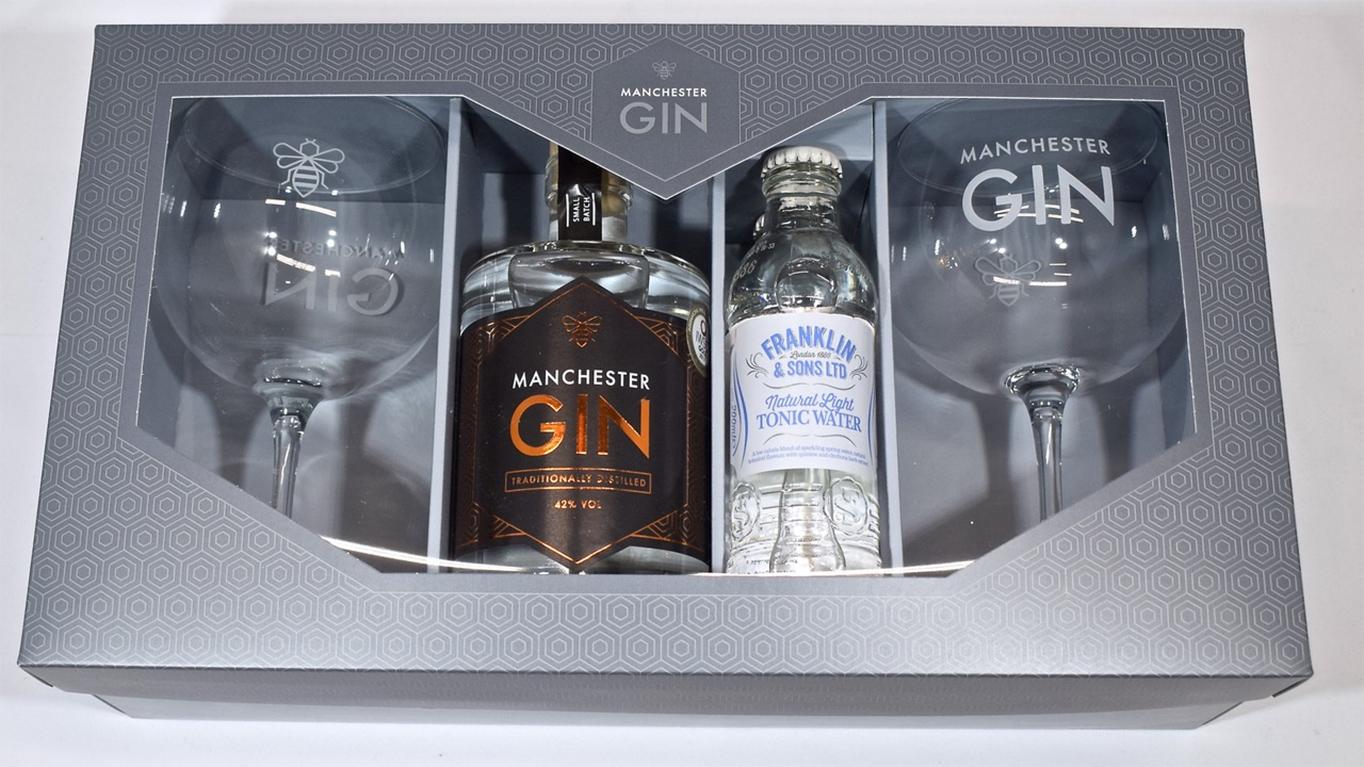 Manchester Gin Set