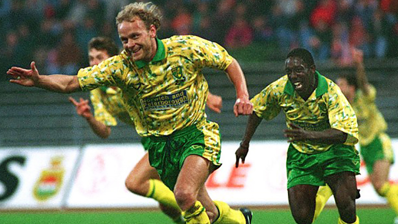 Norwich City Kit