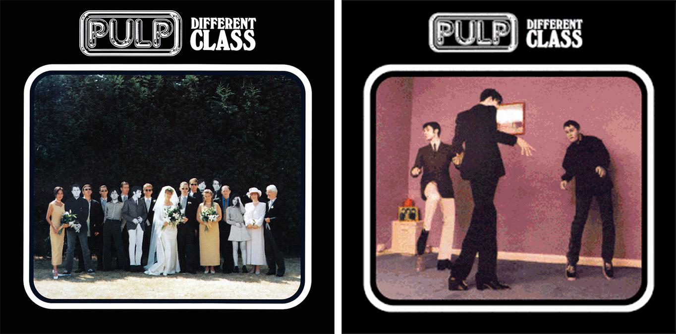 Pulp Album Cover