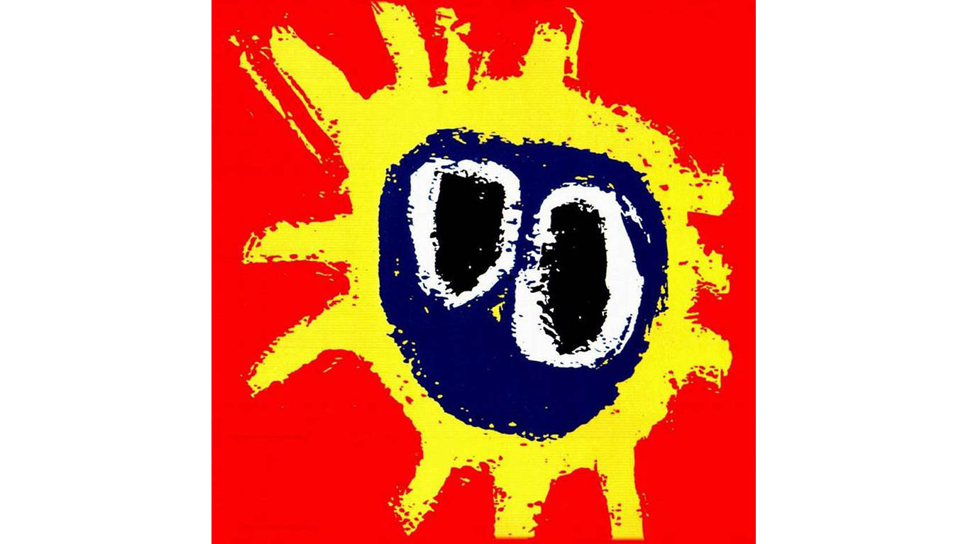 Screamadelica Album Cover