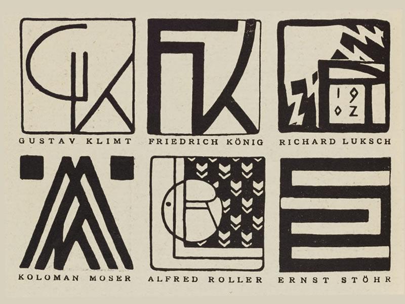 Secession Monograms