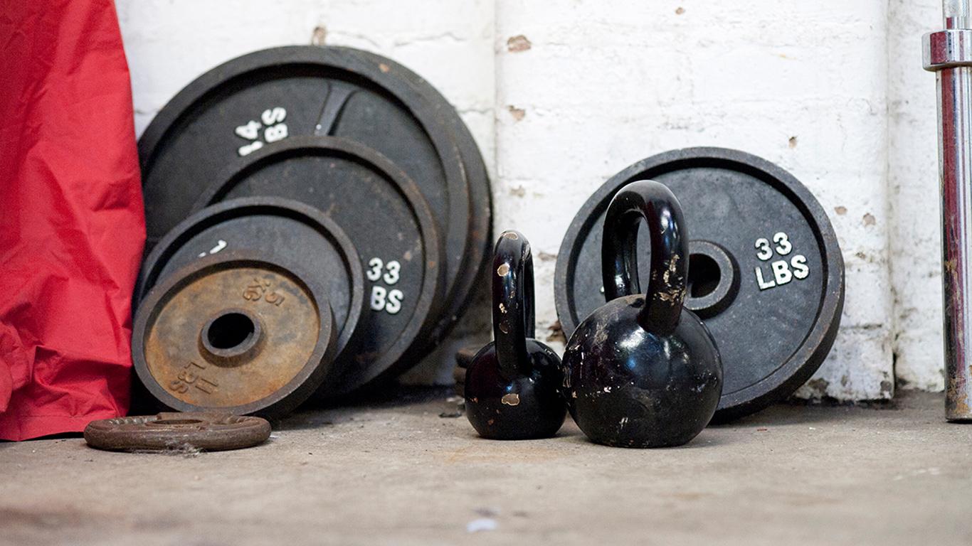 Reboot Fitness Brand