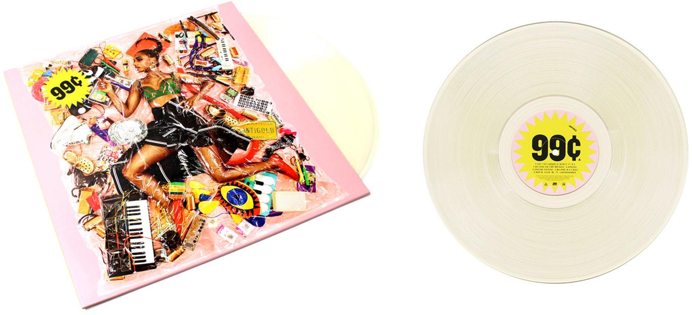 99c Vinyl